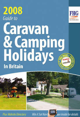 Caravan and Camping Holidays: 2008 by Anne Cuthbertson image