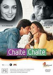Chalte Chalte on DVD