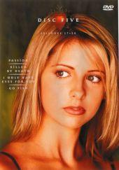 Buffy Season 2 - Disc 5 on DVD