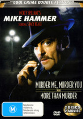 Mickey Spillane's Mike Hammer - Cool Crime Double Feature (2 Disc Set) on DVD
