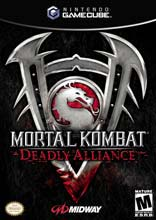 Mortal Kombat: Deadly Alliance for GameCube
