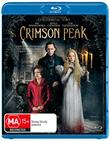 Crimson Peak on Blu-ray
