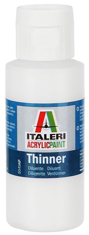 Italeri Acrylic Paint 60ml - Thinner