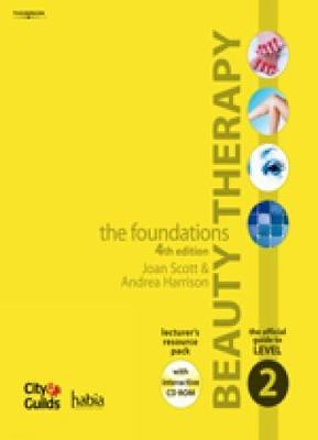 Beauty Therapy: The Foundations by Lorraine Nordmann