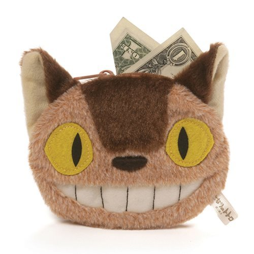 My Neighbor Totoro - Catbus Coin Purse