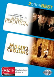 Road To Perdition / Miller's Crossing - 2 Of The Best (2 Disc Set) on DVD image