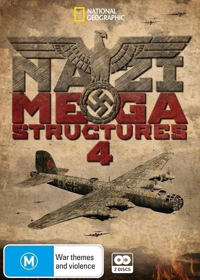 Nazi Megastructures 4 on DVD image