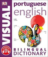 Portuguese-English Bilingual Visual Dictionary by DK image