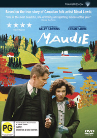 Maudie on DVD