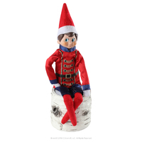 Elf on the Shelf: 2018 Couture - Sugar Plum Soldier image