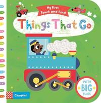 Things That Go by Campbell Books