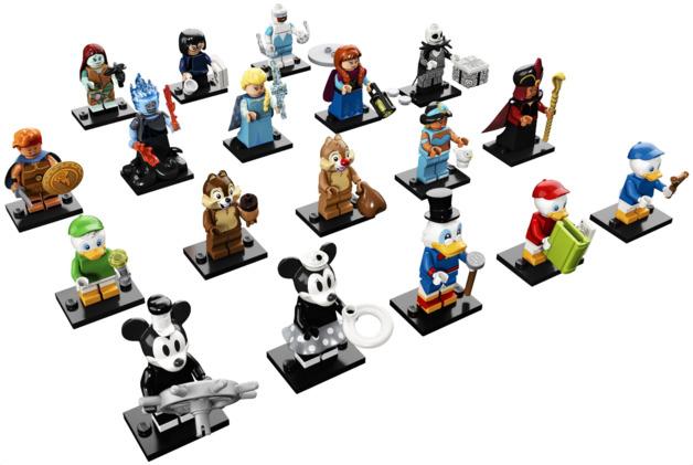 LEGO Minifigures - Disney Series 2 (20 blind bag pack)