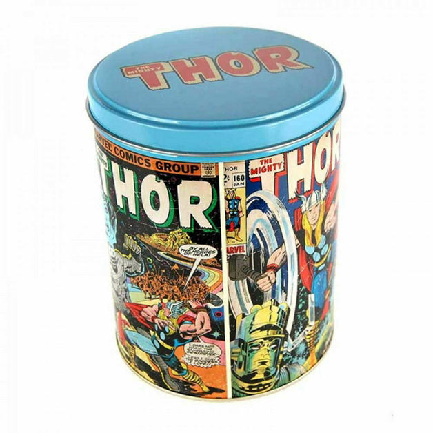 Marvel: Large Canister (Thor)