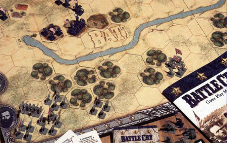 Battle Cry - war game image