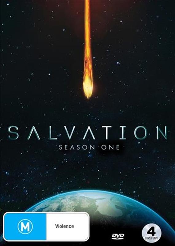 Salvation - Season 1 on DVD