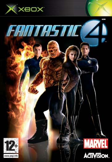 Fantastic 4 for Xbox image