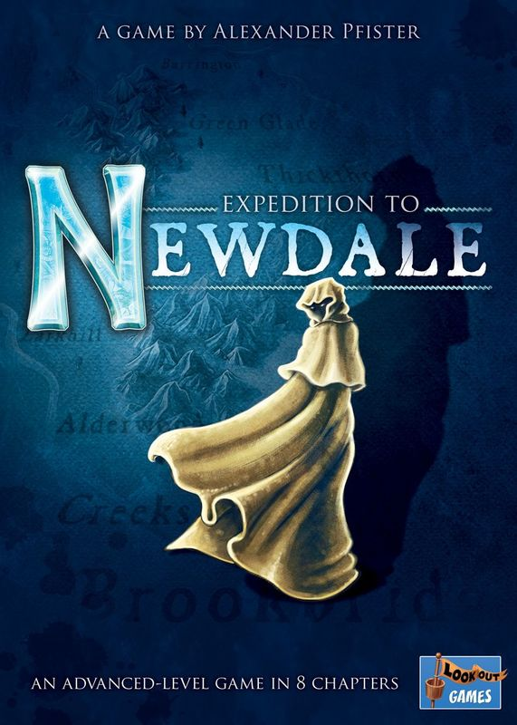 Expedition to Newdale - Board Game