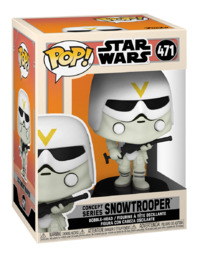 Star Wars: Snowtrooper (Concept Series) - Pop! Vinyl Figure