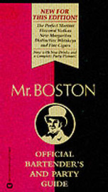 Mr. Boston's Official Bartender's and Party Guide image