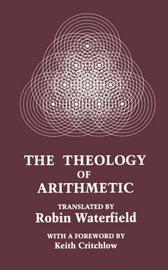 Theology of Arithmetic by Iamblichus