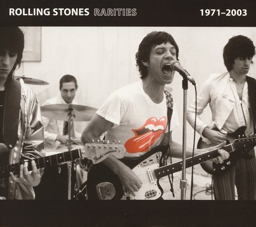 Rarities 1971-2003 by The Rolling Stones