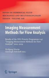 Imaging Measurement Methods for Flow Analysis image