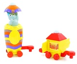 In the Night Garden: Pop Up & Peek-a-boo Carriages