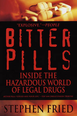 Bitter Pills by Stephen Fried image