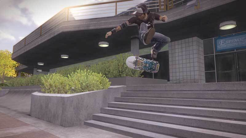 Tony Hawk's Proving Ground for Xbox 360 image