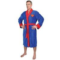 Superman Fleece Bathrobe