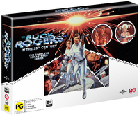 Buck Rogers In The 25th Century: The Complete Series on DVD image