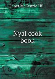 Nyal Cook Book by Janet McKenzie Hill