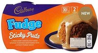 Cadbury Fudge Sticky Puds Pudding (95g)