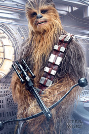 Star Wars The Last Jedi: Chewbacca Bowcaster - Maxi Poster (669)