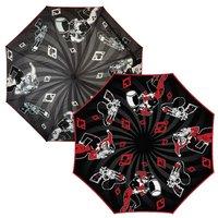 DC Comics Colour Change Umbrella - Harley Quinn