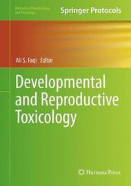 Developmental and Reproductive Toxicology image
