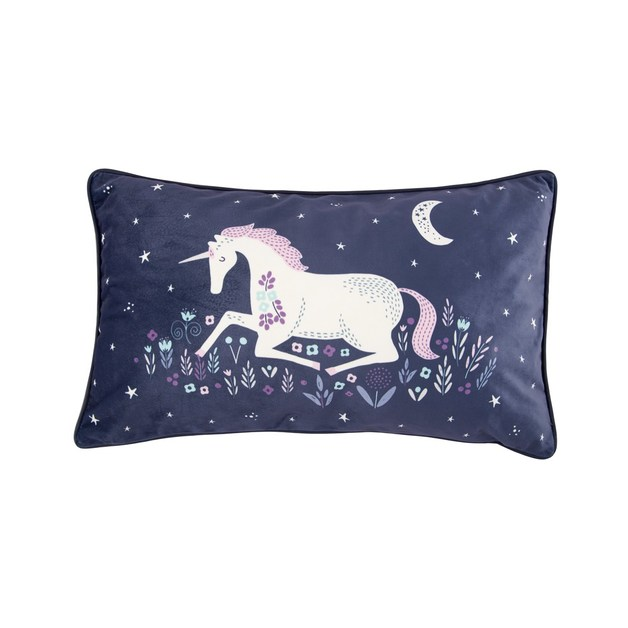 Starlight Unicorn Cushion