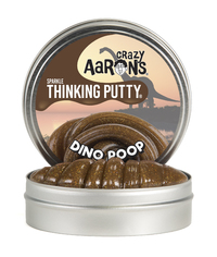 Crazy Aarons Thinking Putty - Dino Poop image