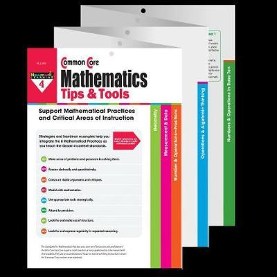 Common Core Math Tips & Tools Grade 4