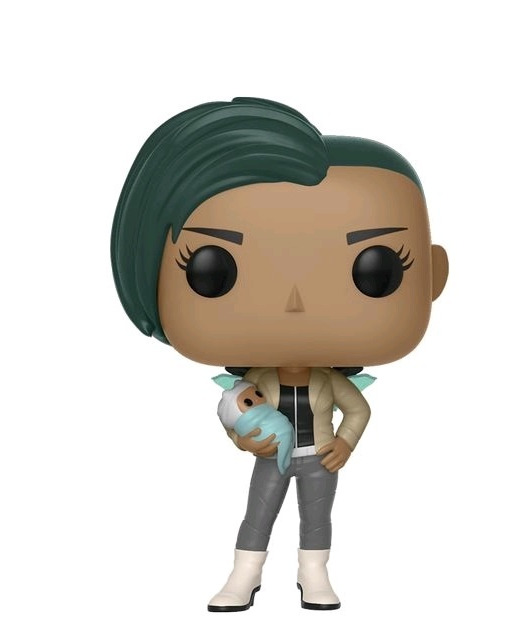 Saga - Alana (with Baby Hazel) Pop! Vinyl Figure