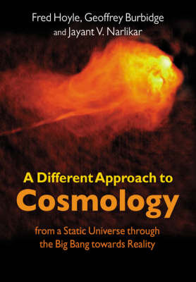 A Different Approach to Cosmology by Fred Hoyle image