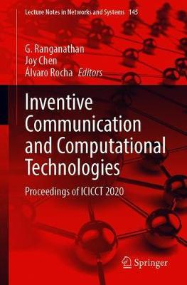 Inventive Communication and Computational Technologies