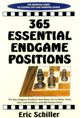 639 Essential Endgame Positions by Eric Schiller image