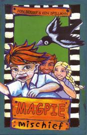 Magpie Mischief by Jon Doust image