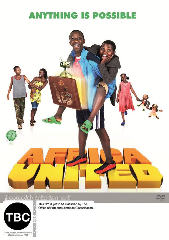 Africa United on DVD