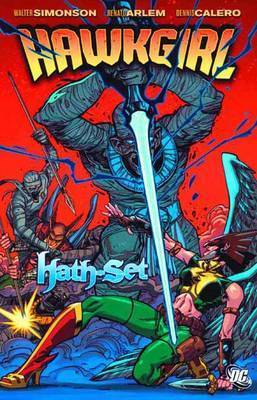 Hawkgirl Hath-set TP by Walter Simonson