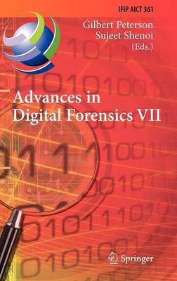 Advances in Digital Forensics VII image