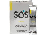 SOS Rehydrate - Citrus (10 Serve)