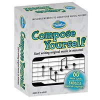 ThinkFun - Compose Yourself Game