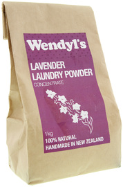 Wendyl's: Laundry Powder Concentrate - Lavender (1kg)